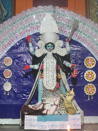 Domjur - Kali Puja