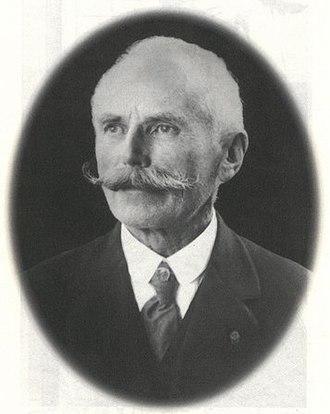 Arthur Constantin Krebs - Arthur Krebs (1850–1935), then managing director of the Panhard et Levassor company in 1910