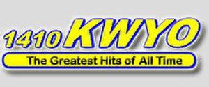 KWYO - Image: Kwyologo