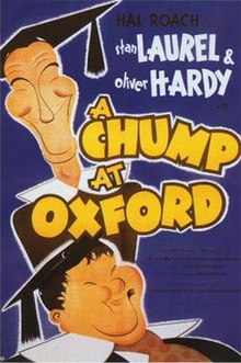 L&H Chump at Oxford 1940.jpg