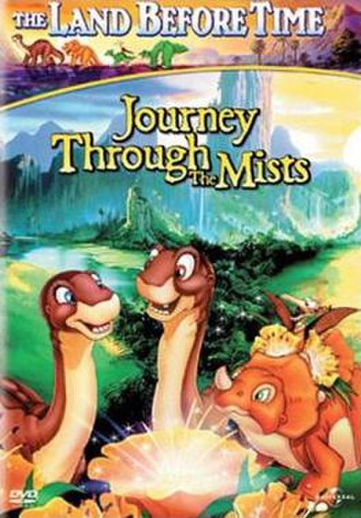 Picture of a movie: The Land Before Time IV: Journey Through The Mists