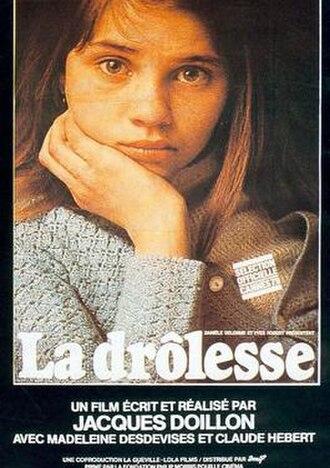 The Hussy - Image: La drôlesse (1979 film)