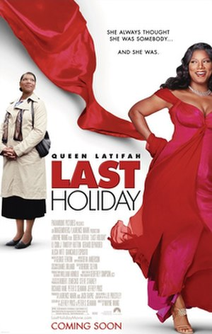 Last Holiday (2006 film) - Promotional poster