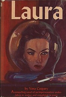 Image result for laura vera caspary original cover