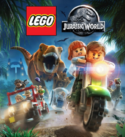 Picture of a game: Lego Jurassic World