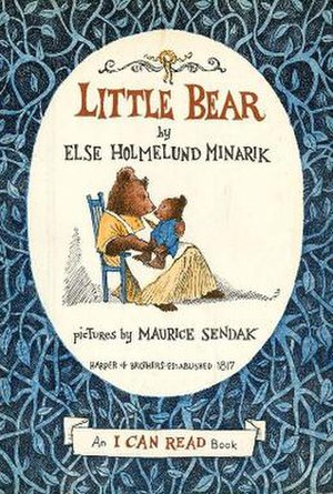 Little Bear (book) - First edition (publ. Harper & Brothers)