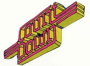 Countdown (Dutch TV series) - Image: Logo Count Down