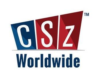 ComedySportz - Official logo for CSz Worldwide