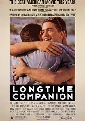 Longtime Companion - Longtime Companion poster
