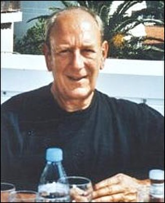 Anthony Ashley-Cooper, 10th Earl of Shaftesbury - Lord Shaftesbury in Nice, 2004