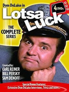 <i>Lotsa Luck</i> television series