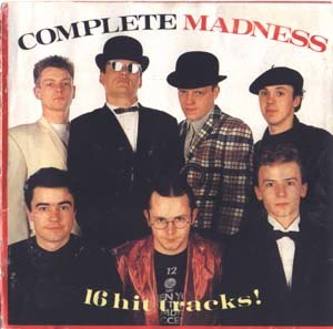 Complete Madness - Image: Madness Complete Madness (Alternate cover)