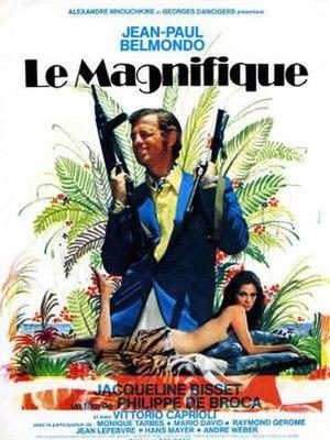 Le Magnifique - Image: Magnifique affiche