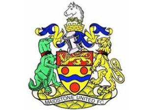 Maidstone United F.C. (1897) - Image: Maidstone utd logo