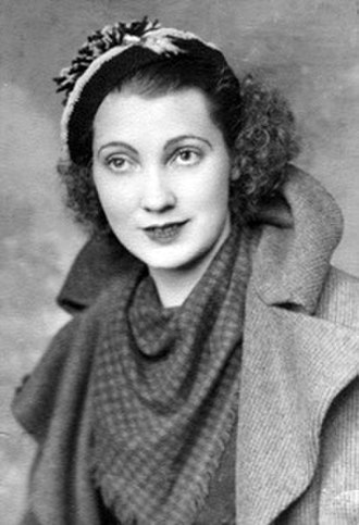 Mary Anne MacLeod Trump - Mary MacLeod in 1935