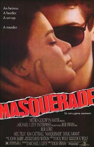 Masquerade (1988 film) - Image: Masquerade