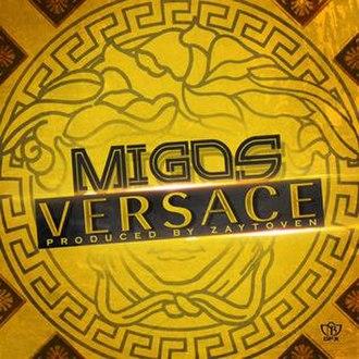 Versace (song) - Image: Migos Versace