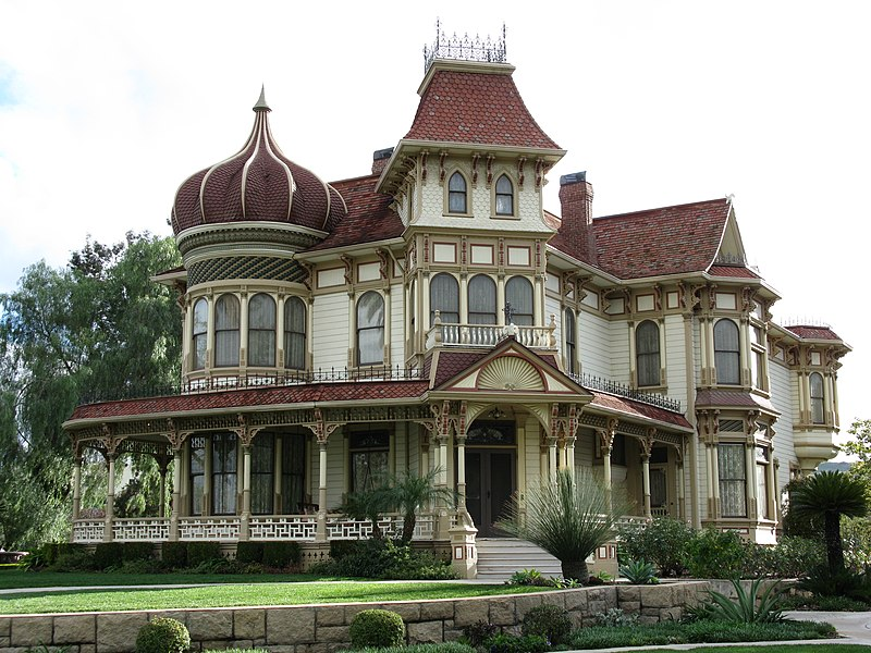 File morey mansion in wikipedia for Classic house wiki