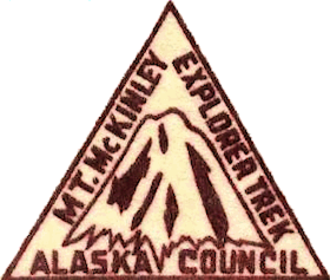 Scouting in Alaska - Alaska Council's Mount McKinley Explorer Trek