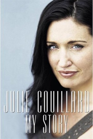 My Story (Julie Couillard book) - First edition cover