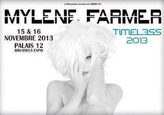 2013 concert tour by Mylène Farmer