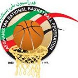 Afghanistan national basketball team - Image: NBAA