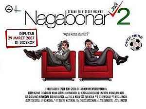 Nagabonar Jadi 2 - Image: Nagabonar Jadi 2