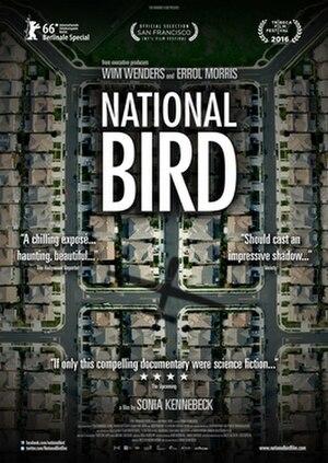 National Bird (film) - Image: National Bird logo