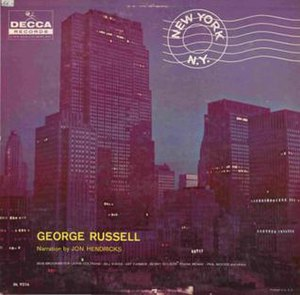 New York, N.Y. (album) - Image: New York, NY (album)