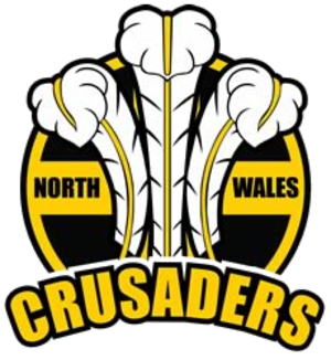 North Wales Crusaders - Image: North Wales Crusaders logo