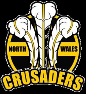 North Wales Crusaders - Image: North Wales Crusaders logo