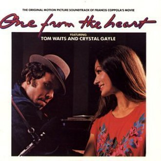 One from the Heart (album) - Image: One From the Heart cover
