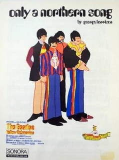 Only a Northern Song 1967 song by the Beatles