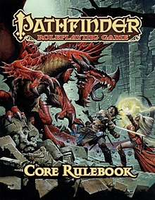 Pathfinder Roleplaying Game - Wikipedia