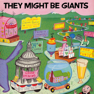 They Might Be Giants (album) - Image: Pink Album