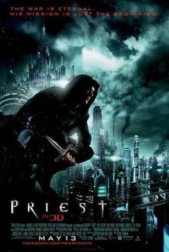Priest (2011 film) - Image: Priest Poster