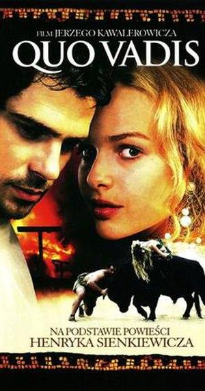 Quo Vadis (2001 film) - Image: Quo Vadis 2001