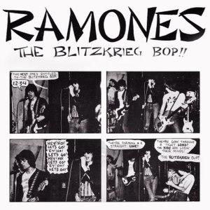 Blitzkrieg Bop - Image: Ramones Blitzkrieg Bop cover