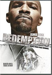 <i>Redemption: The Stan Tookie Williams Story</i>