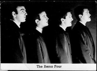 The Remo Four - Remo Four publicity photograph, circa 1964