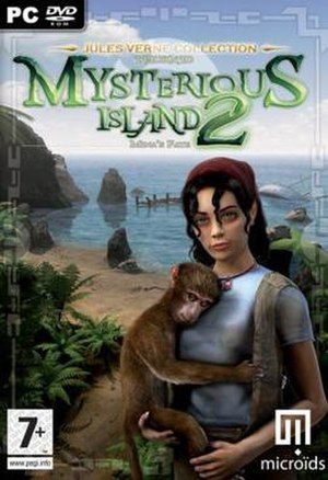 Return to Mysterious Island 2 - Image: Return to Mysterious Island 2 cover