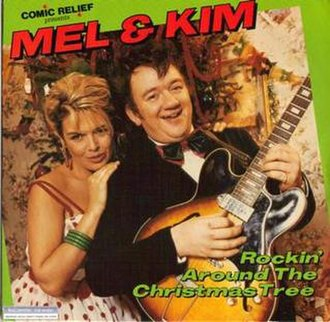 Rockin' Around the Christmas Tree - Image: Rockin' Around the Christmas Tree Mel & Kim