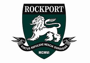 Rockport School - Image: Rockport School Badge