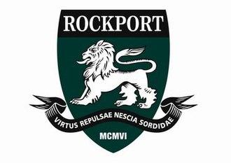 Rockport School - Image: Rockport School Badge