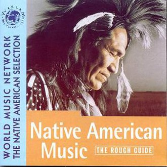 The Rough Guide to Native American Music - Image: Rough Guide Native American Music