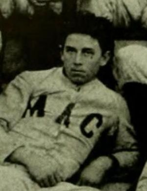 1892 Maryland Aggies football team - Samuel Harding