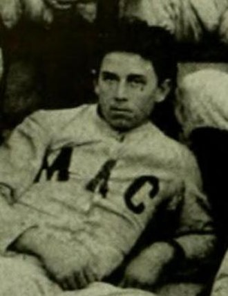 1892 Maryland Aggies football team - Samuel Harding