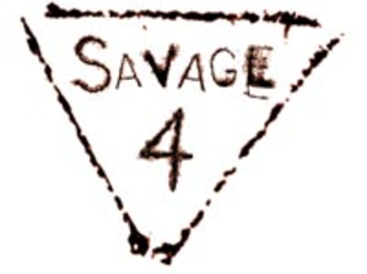 S3 Savage - Image: Savage 4logo