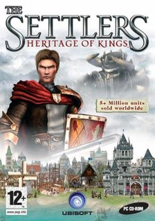 <i>The Settlers: Heritage of Kings</i> 2004 video game