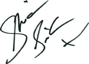 Sheridan Smith - Image: Sheridan Smith signature